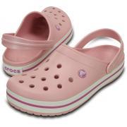 Сабо CROCS Crocband (розовый)