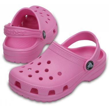 Сабо детские CROCS (розовый)