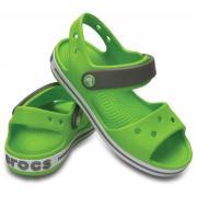 Сандалии детские CROCS (св.зеленый)
