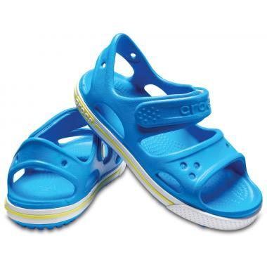 Сандалии детские CROCS (яр.синий)