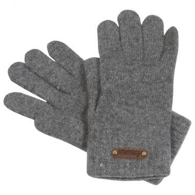 Шерстяные перчатки ACCESSORIES для девочки-подростка (темно-серый), 12- 16 лет