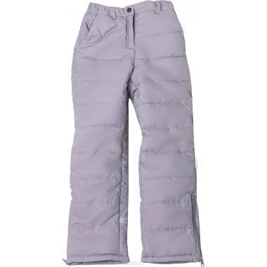 Зимние брюки Boom by Orby для мальчика (серый), 8-15 лет