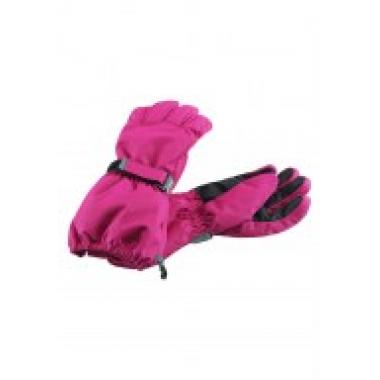 Зимние перчатки Lassie для девочки (фуксия), 2-12 лет