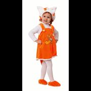"""Карнавальный костюм """"Лисичка"""", 4 года"""