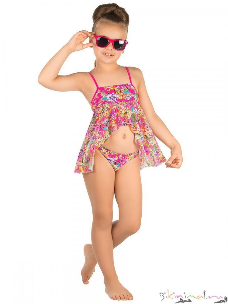1e3fde28ef41d Пляжный комплект для девочек Arina GPQ 031602 AF Harriet (мультиколор)