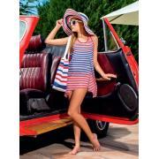 Платье пляжное для девочек Arina GQ 021408 AF Sophia (мультиколор)