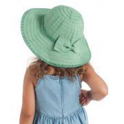 Шляпка детская ARINA by CHARMANTE (зеленый)