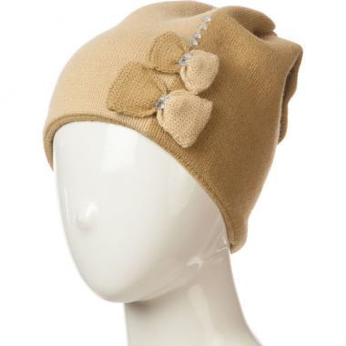 Зимняя шапка TOMS для девочки АМЕЛИ (сафари), 10-16 лет
