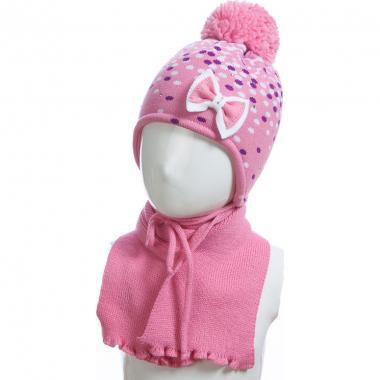 Комплект AGBO для девочки ЭМИЛИ (розовый), 1-3 года
