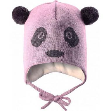 Зимняя шапка для девочки Lassie (розовый), 3-13 лет