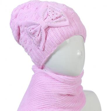 """Комплект AGBO подростковый """"DINA"""" (бледно-розовый), 9-16 лет"""