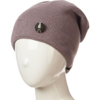 Зимняя шапка TOMS для девочки МИРАНДА (лаванда), 10-16 лет