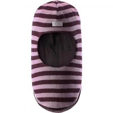 Шапка-шлем для девочки Lassie (розовый), 3-13 лет