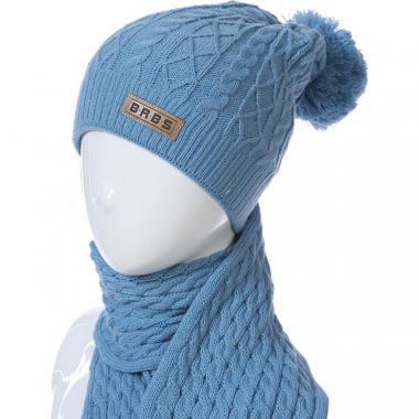 Комплект BARBARAS для мальчика (голубой), 7-11 лет