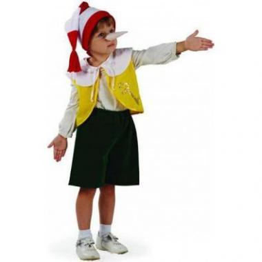 """Детский карнавальный костюм """"Буратино"""", 2-11 лет"""