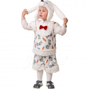 """Детский карнавальный костюм """"Зайчонок Плутишка"""", 2-5 лет"""