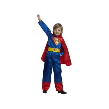 """Детский карнавальный костюм """"Супермен"""", 2-13 лет"""