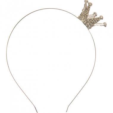 Ободок с короной Средний (серебро), 7-20 лет
