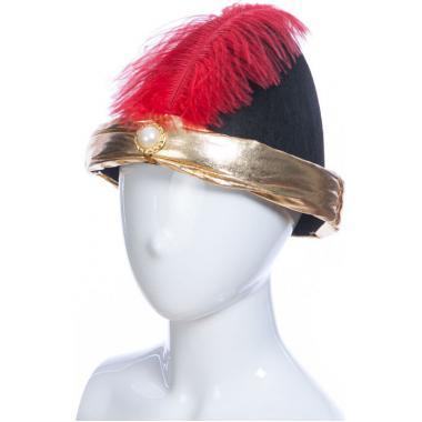 Карнавальная шляпа АЛЛАДИН (золото), 14-60 лет