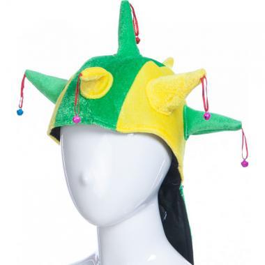 Карнавальная шляпа ДРАКОН (мультиколор), 14-60 лет