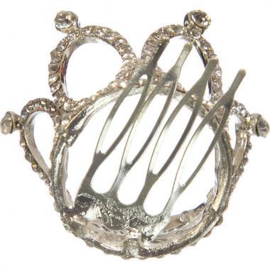 Корона-гребень Средняя (серебро)