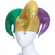 Карнавальная шляпа КАРАМБОЛЬ (золото), 14-60 лет