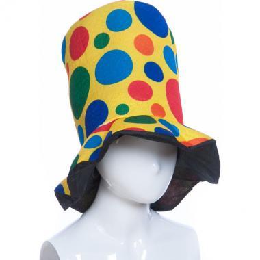 Карнавальная шляпа ЕМЕЛЯ (мультиколор), 12-60 лет