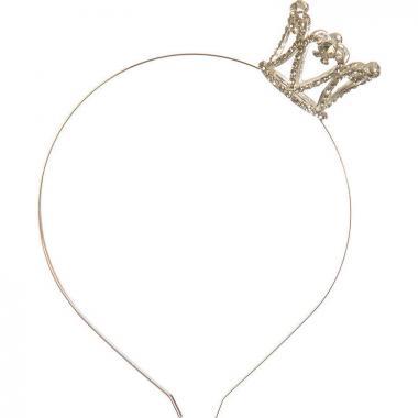 Ободок с короной Большой (серебро), 7-20 лет