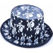 Карнавальная шляпа МАГИЯ (серебро), 12-60 лет