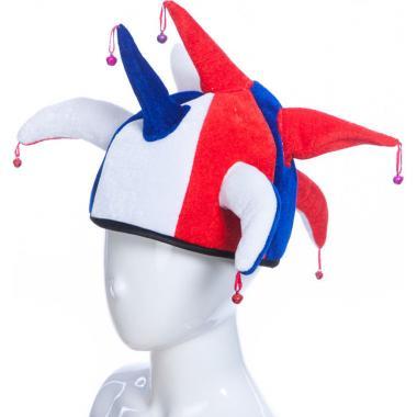 Карнавальная шляпа БАЛАМУТ (мультиколор), 12-60 лет