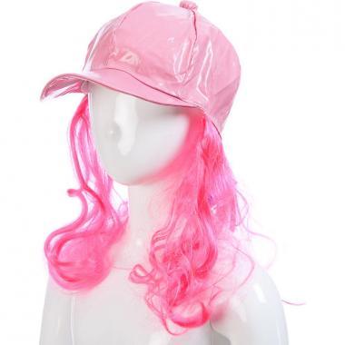 Карнавальная шапочка КРАСОТКА (розовая), 10-60 лет