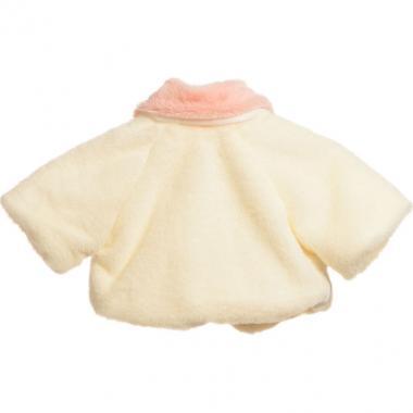 Нарядное болеро для девочки МИЛЕНА (молочный), 2-6 лет