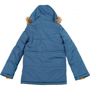 Зимняя куртка для мальчика ARCTIC GOOSE (Indigo), 11-14 лет