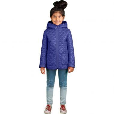 Весенняя куртка BOOM! by Orby для девочки (т.синий), 3-13 лет