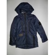 Демисезонная куртка АВРОРА для мальчика РИЧАРД (синий), 7-14 лет