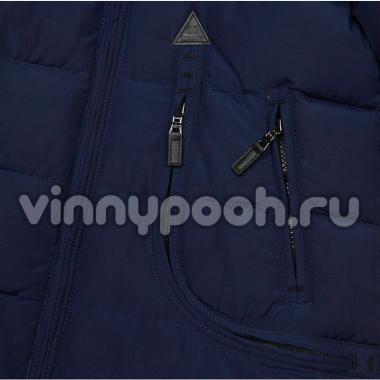 Зимнее пальто KIKO для девочки КИРА (синий), 9-14 лет