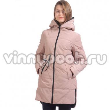 Весеннее пальто для девочки Camiille (пудра), 9-16 лет