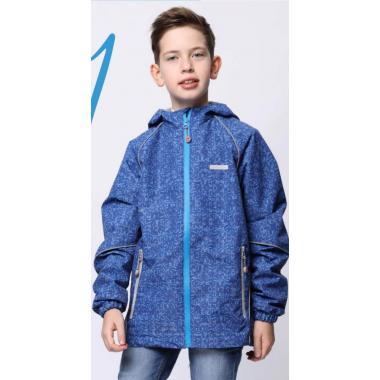 Ветровка SELEO для мальчика (синий), 11-14 лет