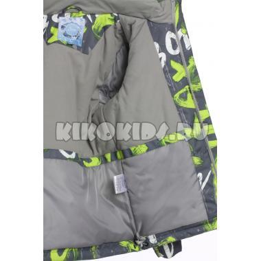 Весенняя куртка DISUMER для мальчика (серый), 5-9 лет
