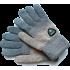 Зимние перчатки для мальчика DOCTOR (серый/бежевый), 8-12 лет