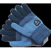 Зимние перчатки для мальчика DOCTOR (синий), 8-12 лет