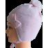 Шапка для девочки BARBARAS с бантиком (розовый), 3-6 лет