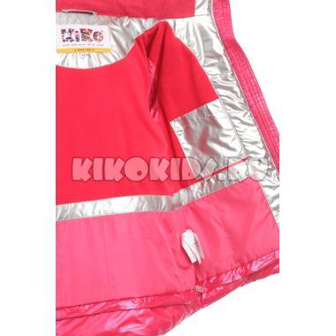 Купить Зимний комплект Kiko для девочки  (розовый/серый), 4-7 лет
