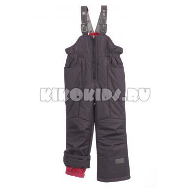 Купить Зимний комплект Kiko для девочки  (синий/серый), 4-7 лет