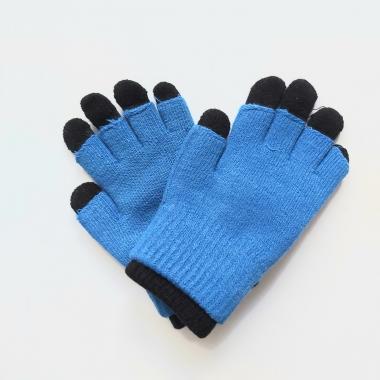 Зимние двойные перчатки (электрик), 4-6 лет