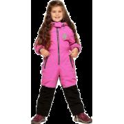 Демисезонный комбинезон STELLA KIDS для девочки SPORT (фуксия), 5-8 лет