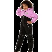 Демисезонный комбинезон STELLA KIDS для девочки  SPORT (фиалка), 5-8 лет