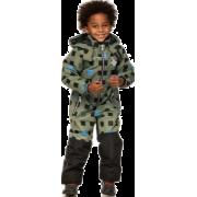 Демисезонный комбинезон STELLA KIDS для мальчика MATRIX (xаки), 3-6 лет