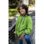 Ветровка STELLA KIDS для мальчика (зеленый), 7-12 лет