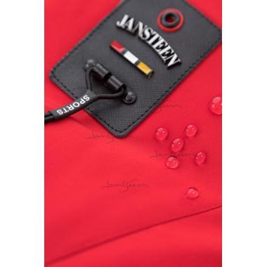 Зимняя куртка для мальчика JAN STEEN (красный), 10-14 лет
